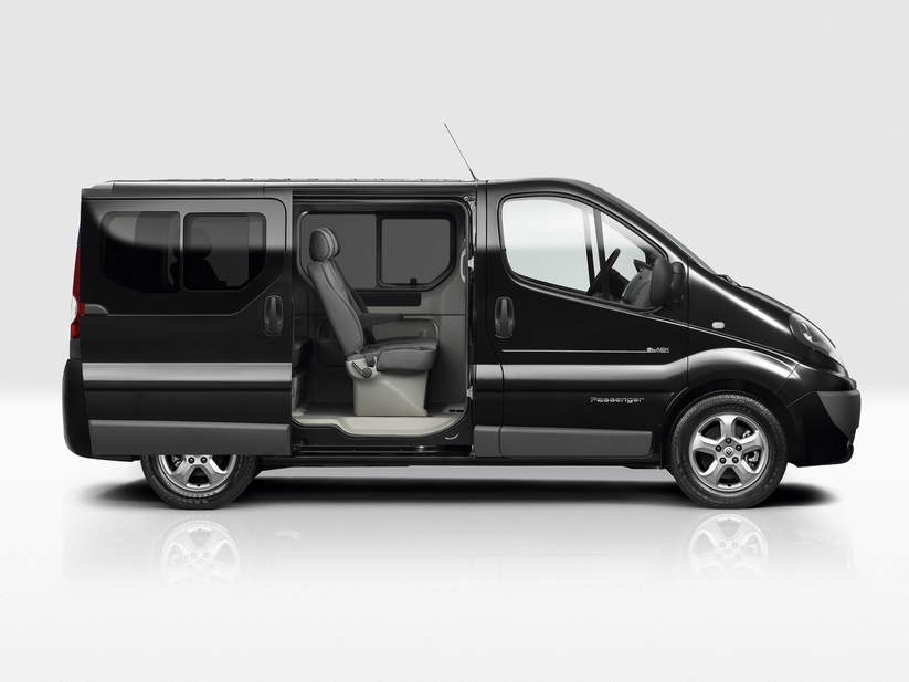 renault trafic generation 2 5 dci fap evado 1 photo and 11 specs. Black Bedroom Furniture Sets. Home Design Ideas