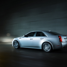Cadillac CTS 3.0L AWD Luxury