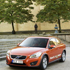Volvo C30 1.6D DRIVe 99g Start/Stop Kinetic (10)