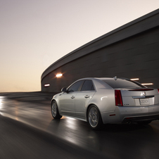 Cadillac CTS 3.0L AWD Performance