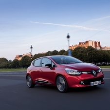 Renault Clio Energy dCi S&S ECO2 Limited