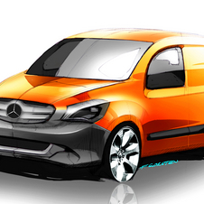 Mercedes Introducing New Citan Delivery Van