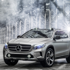 The GLA will likely only increase Mercedes' compact sales