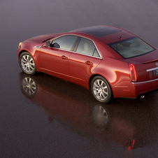Cadillac CTS 3.6L Performance