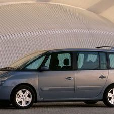 Renault Espace IV 2.0 Turbo Automatic