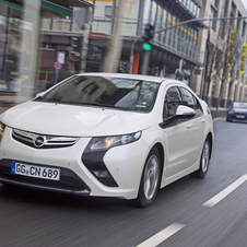 The Ampera has been on sale for two years now