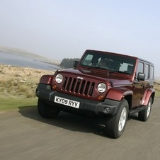 Jeep Wrangler Unlimited Sport 4X2