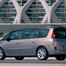 Renault Grand Espace IV 2.0 Turbo Automatic