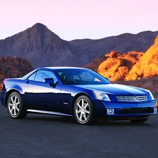 The XLR was Cadillac's last attempt of mixing luxury and Corvette