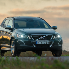 The XC60 makes up about a quarter of Volvo's global sales