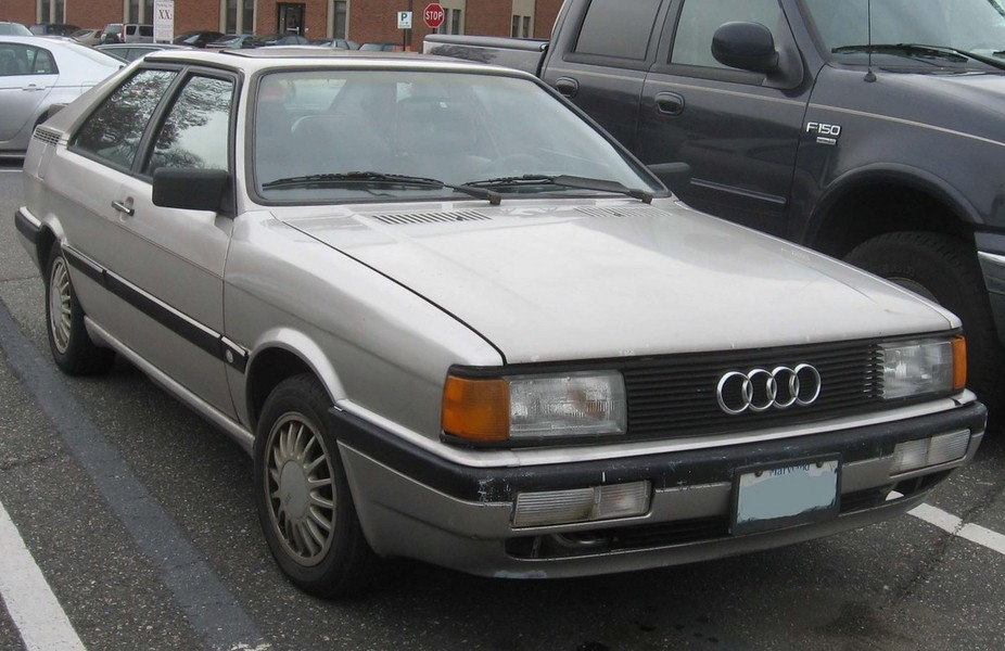 Audi Coupé 2.0 GT Automatic