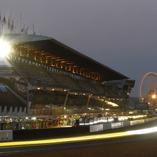 It will be the first time that a factory-backed team will be at Le Mans since 1998
