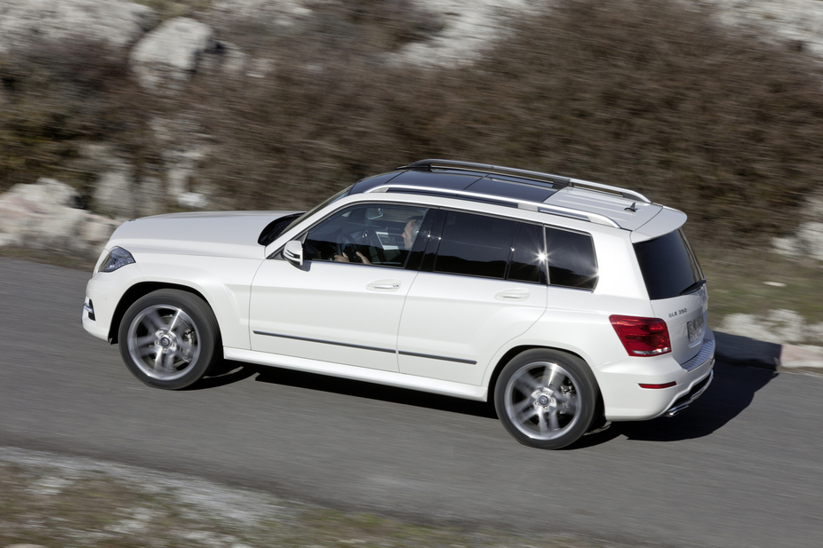 mercedes benz glk 220 cdi blueefficiency 2 photos. Black Bedroom Furniture Sets. Home Design Ideas