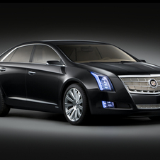 The XTS is the company's current flagship model