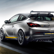 Vauxhall Astra VXR Extreme Concept