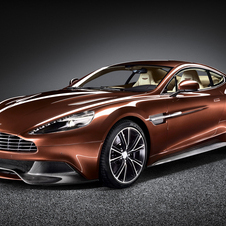 The latest Vanquish is barely on sale and Aston Martin is already planning the convertible