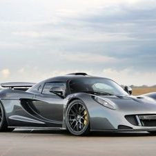 The Venom GT is officially the fastest car in the world to 300km/h