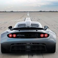 Hennessey plans to build just 29 of them