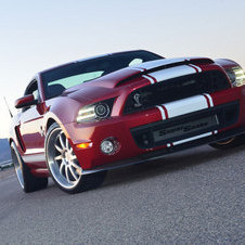 Shelby GT500 Super Snake Wide Body