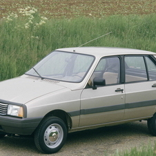 Citroën Visa Club