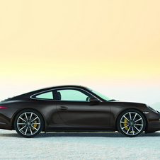 The 991 RSRs will be based on the current 911 road car