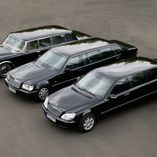 Limousine models have proved especially popular