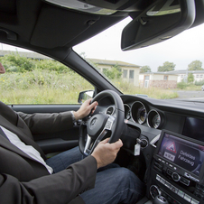 Daimler Developing Faster Emergency Notification to Cars
