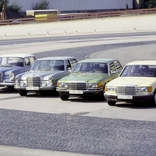 The cars have defined what a Mercedes is worldwide