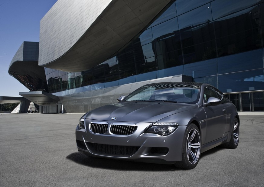 The M6 Is The Most Recent Full M BMW Model With Its New Twin Turbo