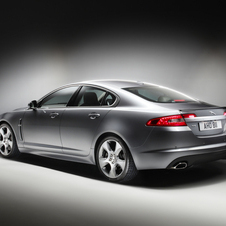 Jaguar XF Saloon 2.2D AT