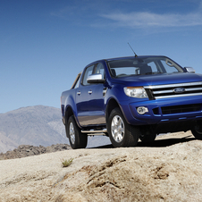 Ford Ford Ranger (UK) Gen.2