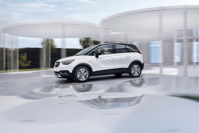 Joining the new SUV and the Mokka X will be the Grandland X which will be arriving later this year