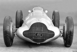 Other Mercedes Silver Arrows will be on the track at Goodwood