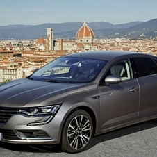 Renault Talisman Energy dCi Twin Turbo EDC Initiale Paris
