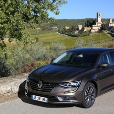 Renault Talisman Energy dCi Twin Turbo EDC Intens