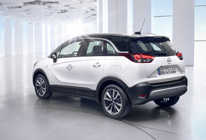 Technical specifications of the new Crossland X are yet to be revealed