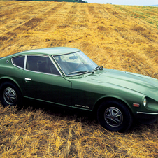 The Z has always used a six-cylinder engine since the beginning