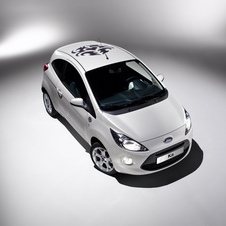 Ford Ka 1.3TDCi Tattoo