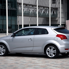 Kia cee'd S coupe 1.6 CRDi 115hp AT EX