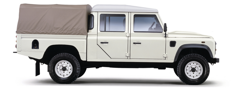 Land Rover 130 Defender Chassis Cabine E 1 Photo And 57