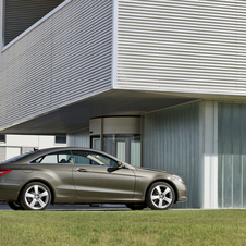 Mercedes-Benz E350 Coupe CDI BlueEFF. SE
