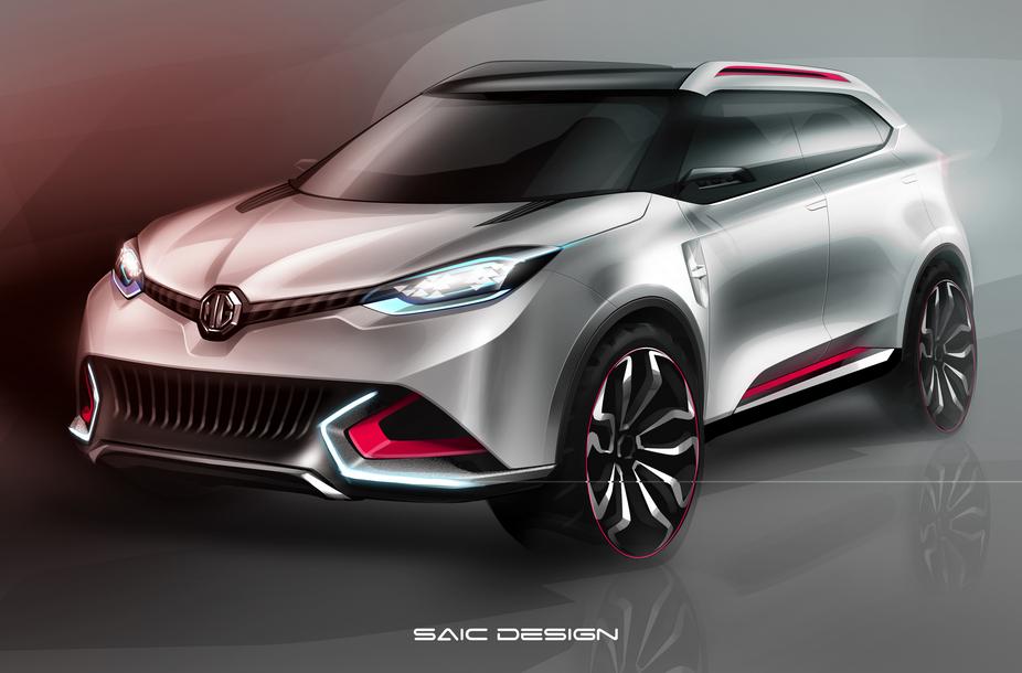Mg Bringing Suv Concept To Shanghai Motor Show News Autoviva Com
