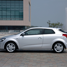 Kia cee'd S coupe 1.6 CRDi 128hp ST TX