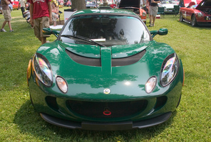 Lotus Exige S British GT Special Edition