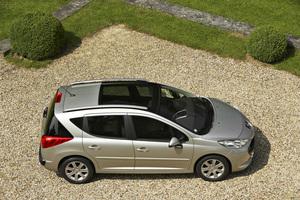 Peugeot 207 SW 1.6 16V HDi FAP :: 1 photo and 63 specs :: autoviva.com