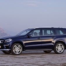Mercedes Launches GL-Class - Its Largest, Most Luxurious SUV