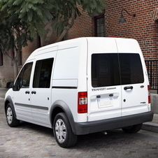 Ford Transit XL w/Side and Rear Door Glass