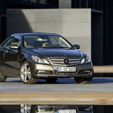 Mercedes-Benz E250 Coupe CGI BlueEFF. Sport