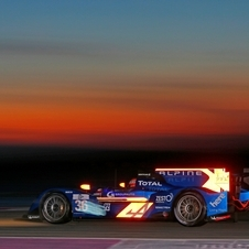 The team will race in the European Le Mans Series and in the 24 Hours of Le Mans