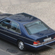 Mercedes-Benz S 350 Turbodiesel